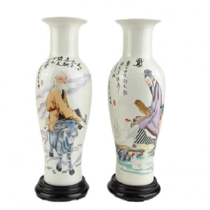 acheter vase chinois korea cute. Black Bedroom Furniture Sets. Home Design Ideas