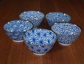 Vaisselle chinoise bleue korea cute for Magasin de vaisselle en ligne