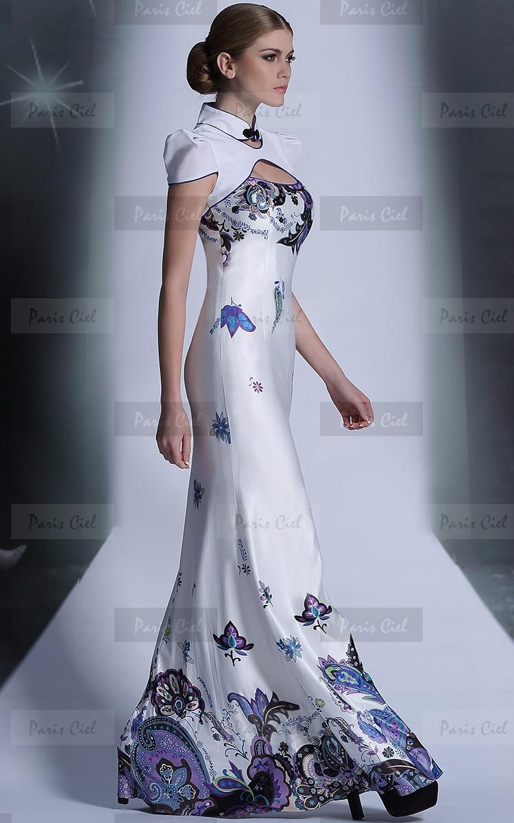 Korea Soirée Chinoise Cute De Robe Longue qpw5InE