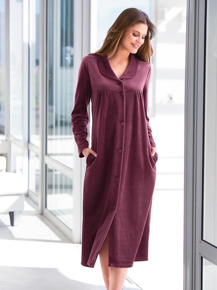 Robe De Chambre. Trendy Robe De Chambre Usmd Bordeau With Robe De ... 94892ac8773