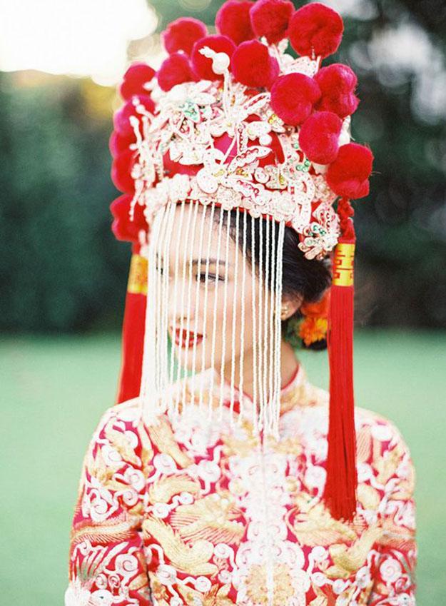 Robe de mariage de chine