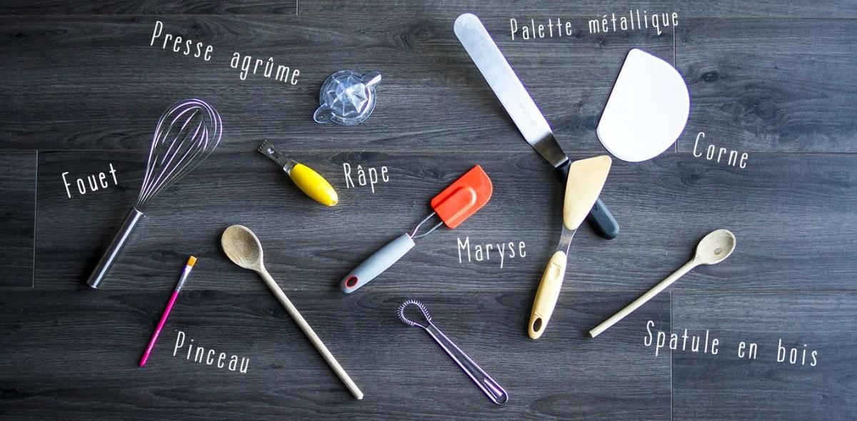 Ustensile patisserie korea cute Ustensiles de cuisine liste avec photos