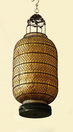 Lampe Chinoise Ancienne Korea Cute