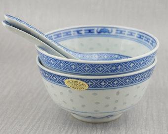vaisselle chinoise grain de riz korea cute. Black Bedroom Furniture Sets. Home Design Ideas