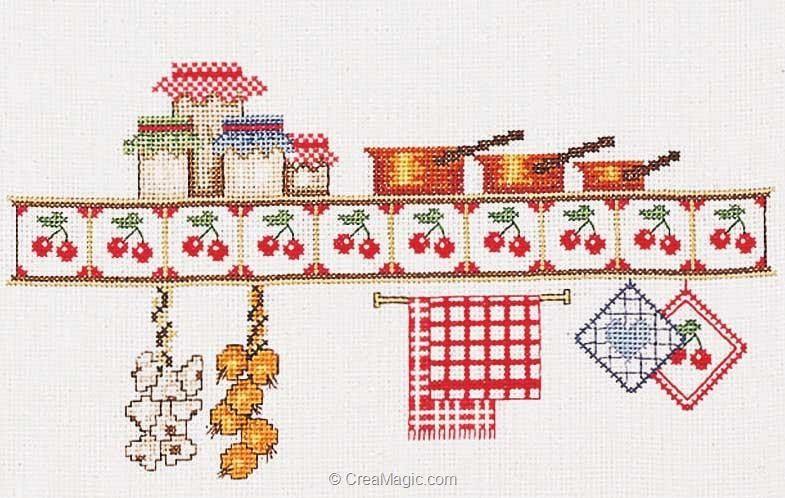 petite toile point de croix korea cute. Black Bedroom Furniture Sets. Home Design Ideas